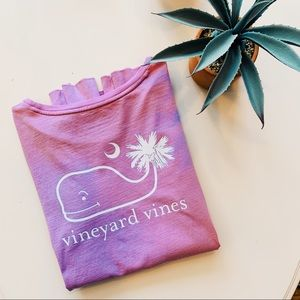 Vineyard Vines Pastel Purple Long Sleeve Shirt